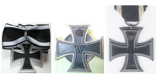 1914 Iron Cross WW1