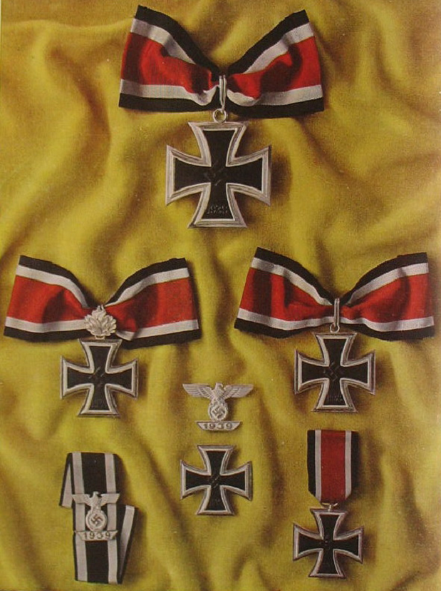 WW2 Iron Cross 1939