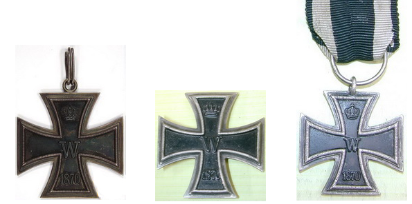 1870 German Iron Cross